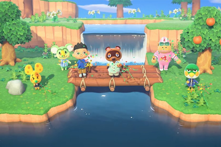 Animal Crossing: New Horizons - Hacked Trees Are Gone